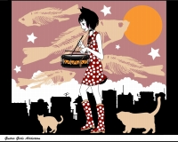 長靴を履いた猫 (Le Chat botte)